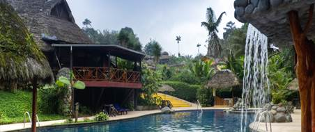 Arasha Resort & Spa, Ecuador - EcoAdventures' Romance, Adventure & Spas