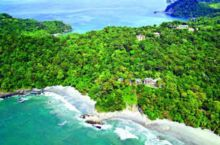 Aerial View, Arenas del Mar Beach & Nature Resort, Manuel Antonio, Costa Rica