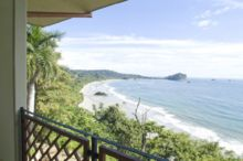 Ocean view from room, Arenas del Mar Beach & Nature Resort, Manuel Antonio, Costa Rica