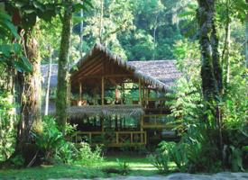Pacuare Lodge, Pacuare River, Costa Rica