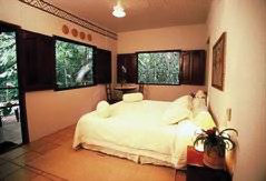 Amazon Ecopark Jungle Lodge Bedroom