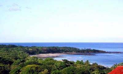 Tamarindo Beach, considered by many to be one of the most beautiful Pacific coast beaches in all of Costa Rica.