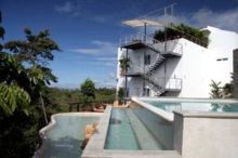 Swimming pool and terraced suites, Gaia Hotel & Reserve, Costa Rica