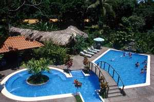 Swimming Pool, Mawamba Lodge, Limon, Costa Rica
