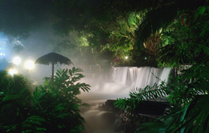Tabacon Hot Springs Resort, Costa Rica - EcoAdventures' Romance, Adventure & Spas