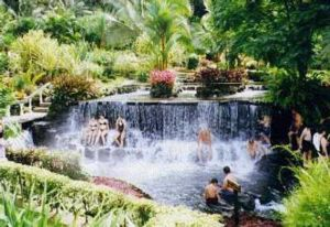 Waterfall, Tabacon Hot Springs Resort & Spa, Costa Rica