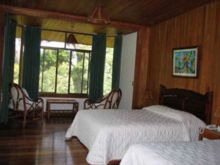 Superior Room, Trapp Family Lodge, Monteverde, Costa Rica